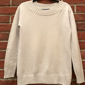 VINCE WOOL CASHMERE SWEATER PULLOVER CREW NECK